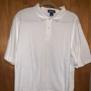 Lands' End Polo Jersey Size L